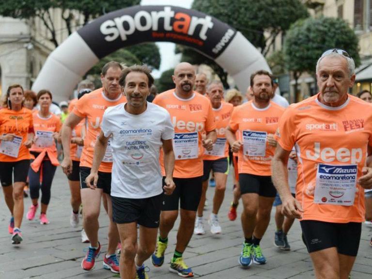 Ecomaratona 2015 Savona