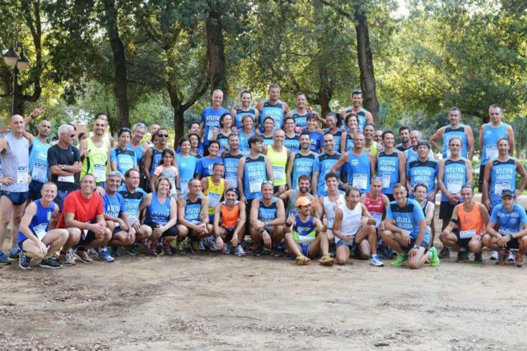 Ecomaretona 2015 Circeo