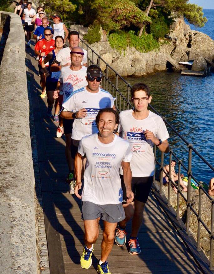 Ecomaretone 2015 tappa Rapallo Portofino_5