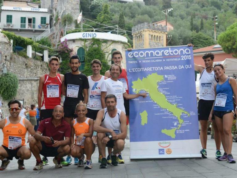 Ecomaretone 2015 tappa Rapallo Portofino_6